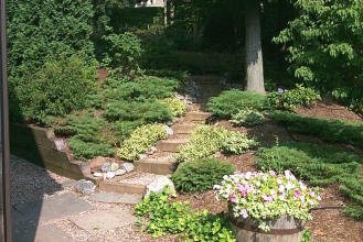 Level Green Landscaping - contract services